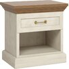 Homestead Living Scariff 1 Drawer Bedside Table
