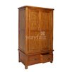 Homestead Living Inishturlin 2 Door Wardrobe