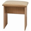 Homestead Living Inishbeg Wood Dressing Table Stool