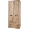 Homestead Living Inishbeg 2 Door Wardrobe