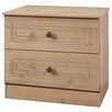 Homestead Living Inishbeg 2 Drawer Bedside Table