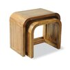 Homestead Living Filiasi 2 Piece Nesting Tables