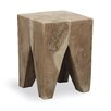 Homestead Living Wood Decorative Stool