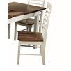 Homestead Living Solid Wood Dining Chair (Set of 2)