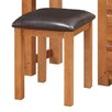 Homestead Living Faux Leather Dressing Table Stool