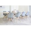 Homestead Living Frances Extendable Dining Table and 8 Chairs