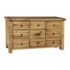 Homestead Living York 9 Drawer Chest of Drawers