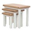 Homestead Living Cape 3 Piece Nesting Tables