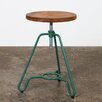Homestead Living Nelson Adjustable Bar Stool