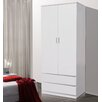 Homestead Living Brooker 2 Door Wardrobe