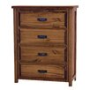 Homestead Living Dylan 4 Drawer Chest of Drawers