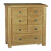 Homestead Living York 7 Drawer Chest of Drawers