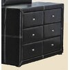 Homestead Living Oliver 6 Drawer Chest of Drawers