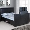 Homestead Living Reuben Upholstered TV Bed