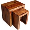Homestead Living 2 Piece Nesting Tables