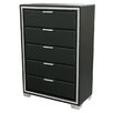Homestead Living Turati 5 Drawer Chest of Drawers