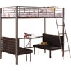 Homestead Living Harriette High Sleeper Bed