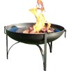 Homestead Living Aquila Steel Wood Fire Pit