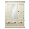 Homestead Living Hambleton 3 Door Wardrobe