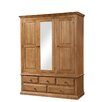 Homestead Living Cabriel 3 Door Wardrobe
