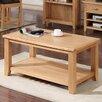 Klara Coffee Table with Magazine Rack