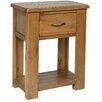 Alpen Home Adobestone Console Table