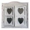 Homestead Living Heart Mirror