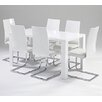 Home Etc Scully Dining Table and 6 Chairs