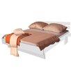 Home Etc Dublin European Double Bed Frame