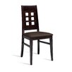 Home Etc Solid Beech Upholstered Dining Chair (Set of 2)