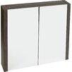 Belfry 75cm x 66cm Recessed Mirror Cabinet