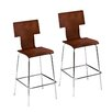 Home Etc Tebrack Bar Stool (Set of 2)