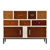 Home Etc Devlin 2 Door, 7 Drawer Cabinet
