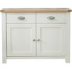Home Etc Sandringham 2 Door 2 Drawer Sideboard