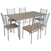 Home Etc Marino Dining Table and 6 Chairs