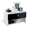 Home Etc Fried 1 Drawer Bedside Table