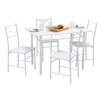 Home Etc Berne 5 Piece Dining Table Set