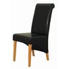 Home Etc Crewe Faux Leather Dining Chair (Set of 2)