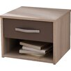 Home Etc Debno 1 Drawer Bedside Table