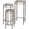 Home Etc Fugo 3-Piece Plant Stand