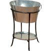 Home Etc Ursula Wine Cooler with Stand