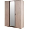 Home Etc Debno 3 Door Wardrobe
