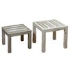 Home Etc Casper 2 Piece Nest of Tables