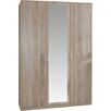 Home Etc Regan 3 Door Wardrobe