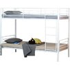 Home Etc Marino Zara European Single Bunk Bed