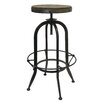 Home Etc Moritarty Adjustable Bar Stool