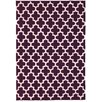 Home Etc Meridianus Plum Area Rug
