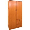 Home Etc 2 Door Wardrobe