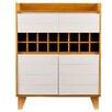 Home Etc Masons 16 Bottle Wine Cabinet