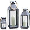 Home Etc Hannibal 3 Piece Lantern Set